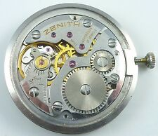 Zenith Wristwatch Movement - Caliber 2320 -  Sold 4 Spare Parts, Repair!