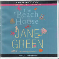 Jane Green The Beach House 8CD Audio Book Unabridged Literary Fiction FASTPOST