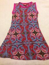 OILILY 140 (9-10) Girls Blue Swim Cover Dress