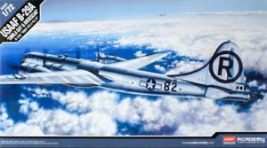 """Academy 12528 1/72 B-29A """"Enola Gay & Bockscar"""" Superfortress Plastic Model Kit"""