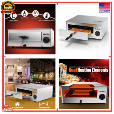 Kitchen Pizza Oven Commercial Electric Stainless Steel Bakery Rapid Cook Toaster