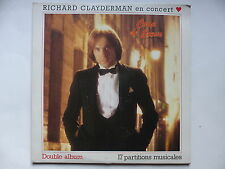 RICHARD CLAYDERMAN en concert Coup de coeur DEL 5 700054 55