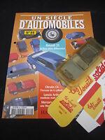 AC898 SOLIDO HACHETTE RENAULT 25 1984 1/43 UN SCIECLE D'AUTOMOBILES