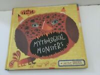 Mythological Monsters Of Ancient Greece by Fanelli, Sara Hardback Book The Cheap