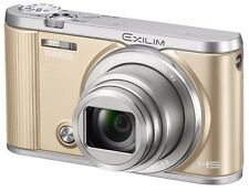 CASIO Digital camera EXILIM EX-ZR1800GD (Gold) From Japan