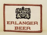 Small Vintage Erlanger Beer Patch Advertising Collector