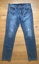 """Brand New! Lucky Brand Women's Jeans Charlie Skinny Size 6/28 (ACTUAL WAIST 30"""")"""