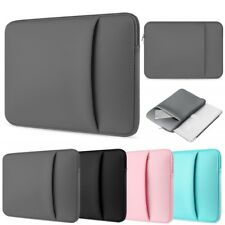 "Bag Sleeve Case For HP 10"", 11.6"", 12.5"", 13.3"" ,14""inch Laptop-CHARGER POCKET"