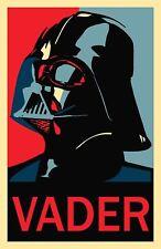 Star Wars Darth Vader Portrait Empire Jedi Solo Sticker or Magnet