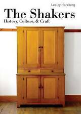 The Shakers: History, Culture & Craft by Lesley Herzberg (Paperback, 2015)