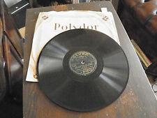 Lys Gauty ; rêves d'amour /  le bistro du port - disque Polydor n° 522.987