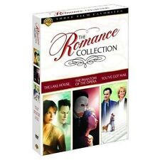 """Romance Collection new DVD (3-Disc) """"The Lake House"""" """"You've Got Mail"""" """"Phantom"""""""