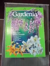 """""""GARDENIA"""" RIVISTA MENSILE n°38 GIUGNO 1987 + SPECIALE LOMBARDIA"""