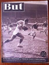 BUT 21/01/1947; Rugby à XIII de France à vaincu Galles/ VAn Vliet et Frosio