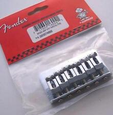 "NEW Bridge FENDER HARDTAIL  0058274000 -chrome toutes guitares ""through body"""