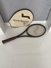 Raqueta de tenis Snauwaert by. rod laven top hobby 1/2