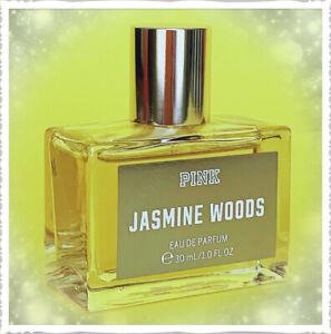 Victoria's Secret PINK JASMINE WOODS Eau De Parfum Perfume e 30mL/ 1.0 FL OZ NEW