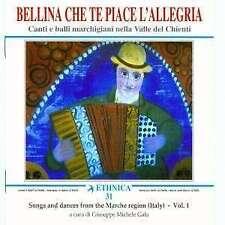 Bellina Che Ti Piace L'allegria CD