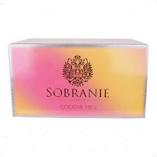Sobranie Cocktail 100's Full Carton 10 Packs 200 Cigarettes