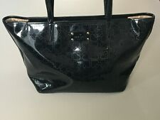 kate spade new york hearts black purse