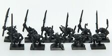 Warhammer Age of Sigmar Skaven 11 Clanrats Klanratten with Spears