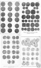 Collection of rare books on arabic coins, islamic numismatics (245+) - DVD