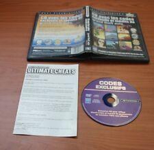 JEU SONY PS 2 CD LES CODES EXCLUSIFS DE GTA VICE CITY   complets