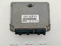 1998 Audi A3 1.8i T Engine Control Module Unit ECU 06A906018AQ,  0261204078
