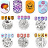 Halloween Born Pretty Nail Art Stamping Plates Christmas Celebration Templates