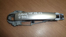 Skoda Octavia II 1z `06 Door Handle Exterior Front Left Colour: 9102