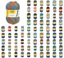 100g Schachenmayr Regia Color - 4-fädig / 4-fach Sockenwolle - Stricken & Häkeln