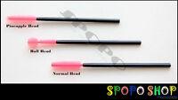 Silicone Makeup Brush Mascara Wands Eyelash Disposable Tapered  25/50/100/500