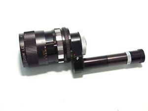 Chinon 10-30 mm f1.8 Zoom Lens for Bolex 8mm Cameras