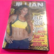 Jillian Michaels KILLER BODY Exercise Video New DVD