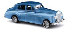 Busch 44426 Rolls Royce Bi-Colour,Metallic Blue,H0 Model 1:87