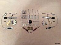"""Rear Brake Shoes Large Repair KIT Cherokee XJ 1990-2001 9"""" PBS/XJ/006A"""