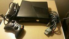 Microsoft Xbox 360 Bundle 250 GB Matte Black Console