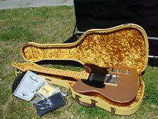 Fender Custom Shop 1951 Nocaster Copper Relic Telecaster U Neck