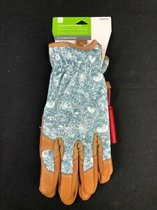 LW88100-WL Style Selections Womens Large Leather Garden Gloves 495722