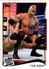 2014 Topps WWE #40 The Rock