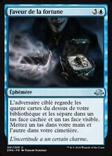 MTG Magic EMN - (x4) Fortune's Favor/Faveur de la fortune, French/VF