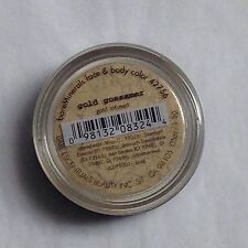 BARE MINERALS escentuals GOLD GOSSAMER FACE BODY  LTD Edition New & SEALED