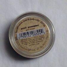 Bare Minerals escentuals Gold Gossamer Face Body Ltd Edition New & Sealed