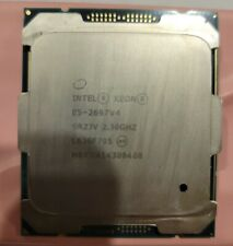 New listing Intel Xeon E5-2697 V4 Sr2Jv 2.30Ghz 18-Core 45Mb Fclga2011-3 Cpu Processor