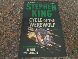 Cycle of the Werewolf (Paperback, Brand New) w/ Illustrations Stephen King