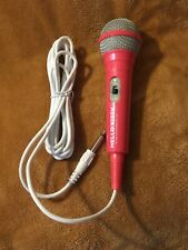 Hello Kitty Karaoke Microphone - Pink Plug-in 3.5mm