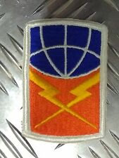 Genuine US Military or NATO Embroidered Insignia Patch / Sew on Badge UMBA19
