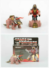 Transformers G1 Reissue Dinobots Pink SLAG Autobots Robot Christmas Gift New