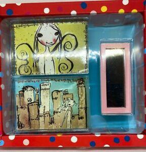 Lundby Dollhouse PiIcture and Mirror Set