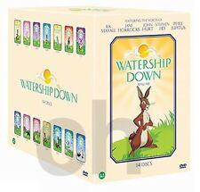 Watership Down BOX SET,1999 - Troy Sullivan (14Disc SET.DVD.NEW.ALL)